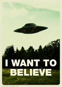 Wisdom From the X-Files