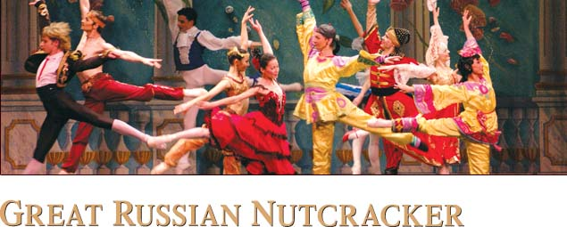 Russian Nutcracker